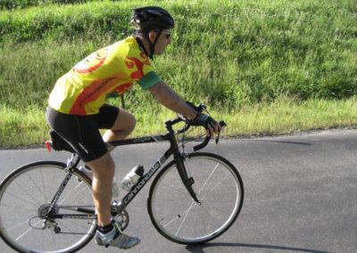 Dr. Khaled Shabany | Biking