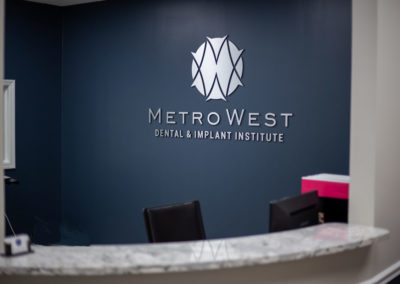 Metro West Dental and Implant Institute | Front Desk