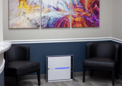 Metro West Dental and Implant Institute | Waiting Room